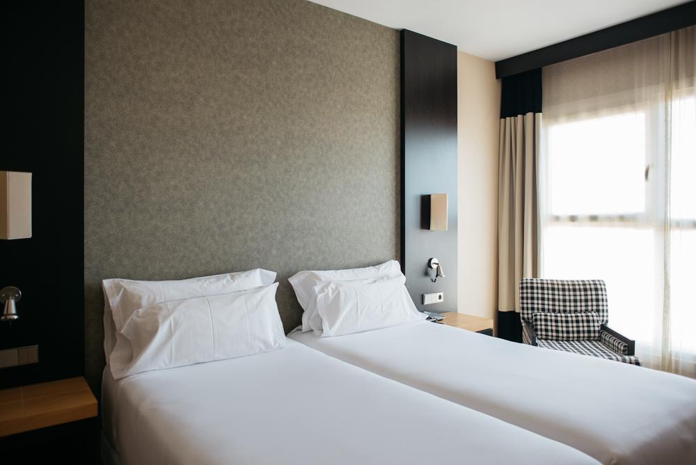 Valencia hotel photographer - NH Valencia Center hotel